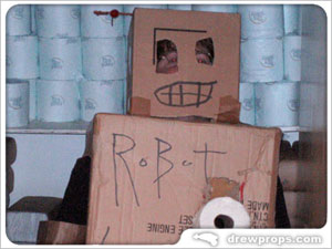Box Robots Need TP