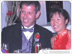 Evan and Yee-Wah