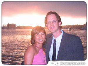 Romina and Ben Weiner
