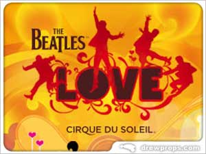Cirque du Soleil and Love