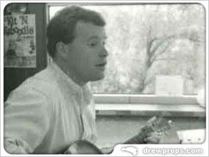 Troubadour Greg Halsall