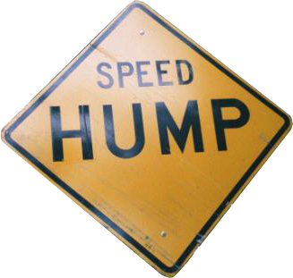 Safety Yellow Hump!!!