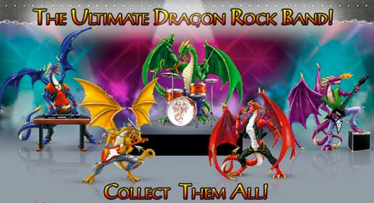 Ultimate Dragon Rock Band