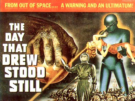 Poster of The Day the Earth Stood Still