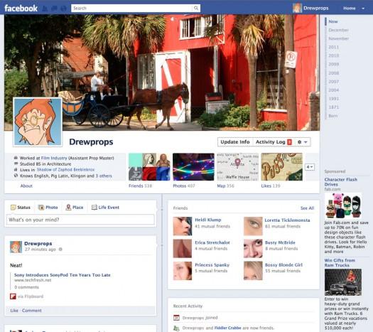 Facebook Archives - Drewprops.com