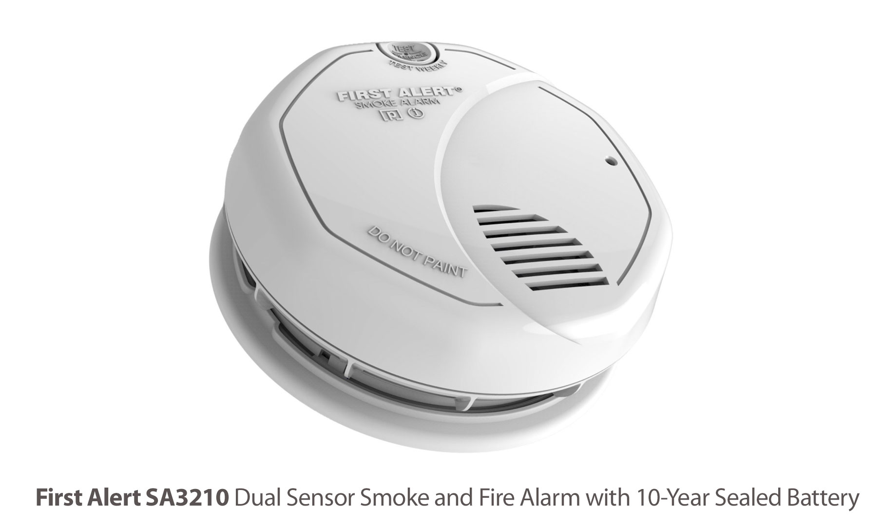 a combination of smoke and fire detector units you might take a look at the first alert sa320cn or the highly rated first alert sa3210 dual sensor with - First Alert Smoke Detector