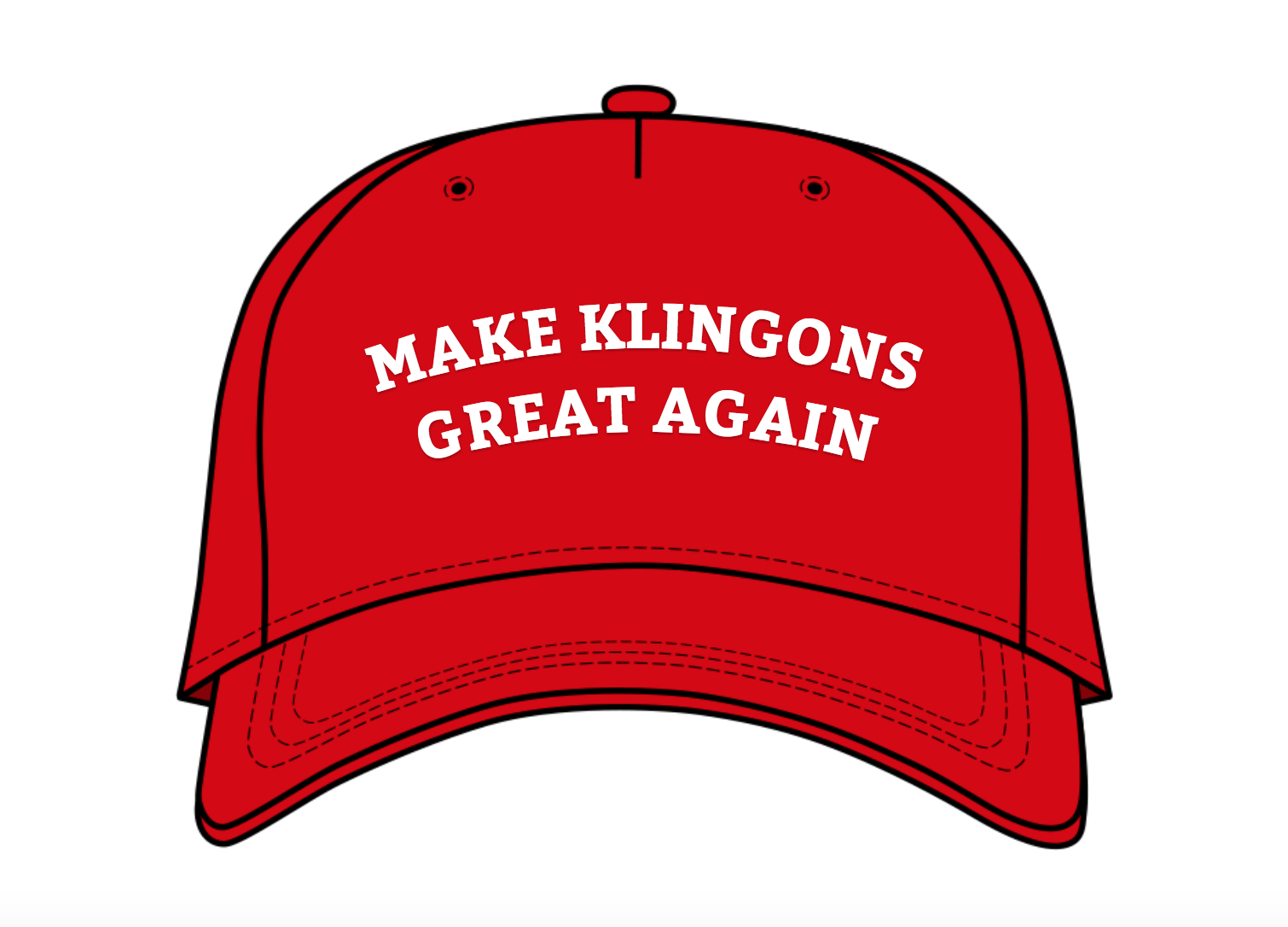 Make Klingons Great Again