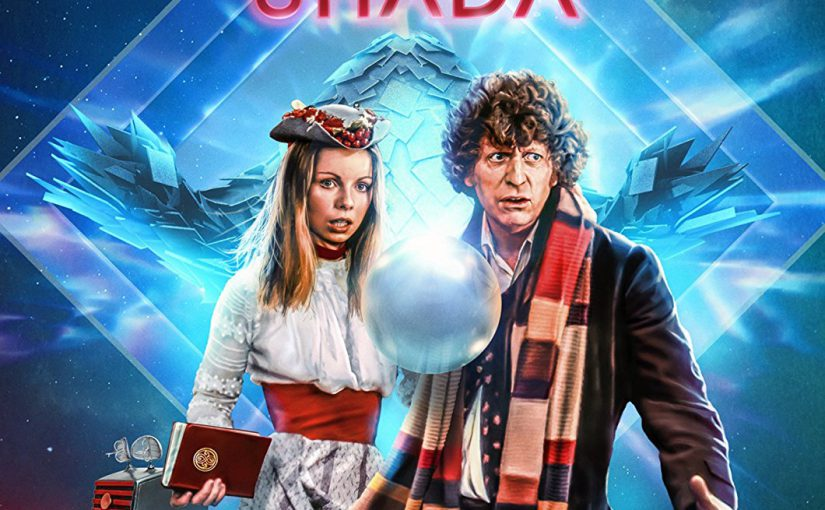 DVD cover for long lost Doctor Who episode 109, Shada