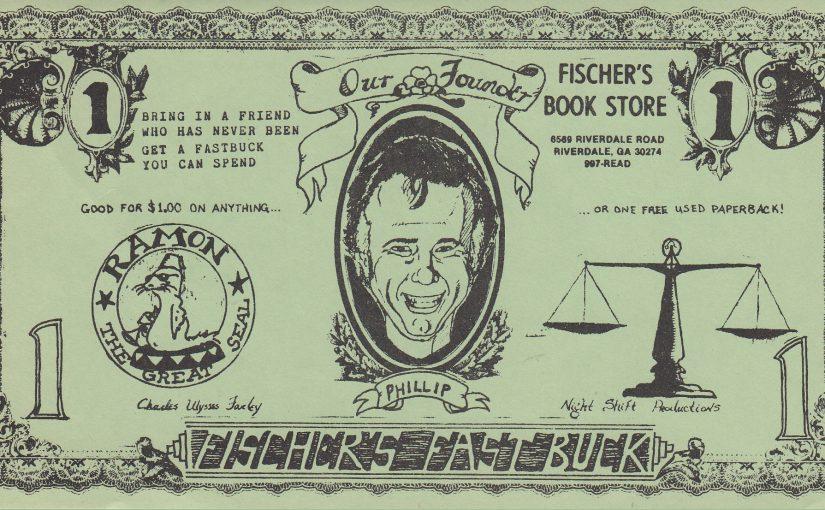 "Fischer's Books coupon ""Fischer's Fast Buck"""
