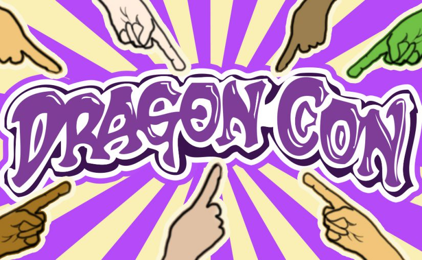 26 Things Not to Touch at Dragon Con